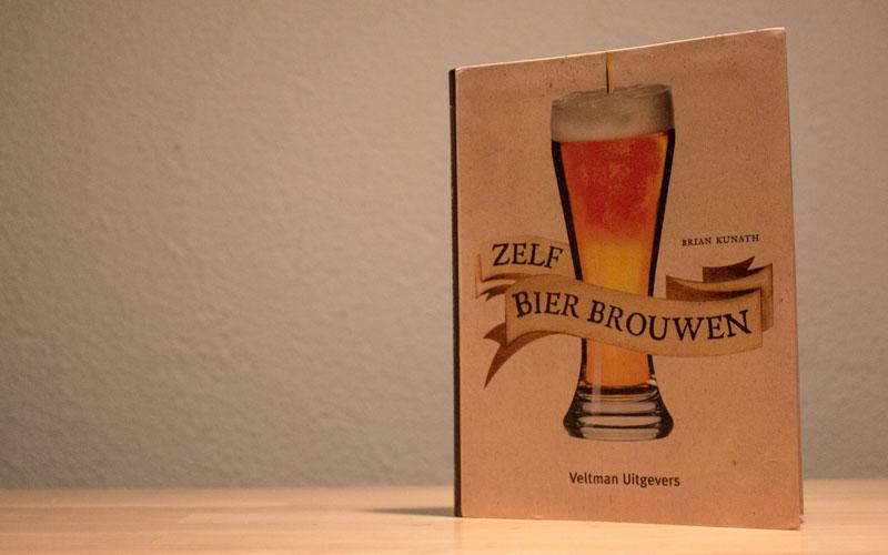 Boekreview Zelf bier brouwen | Brouwbeesten