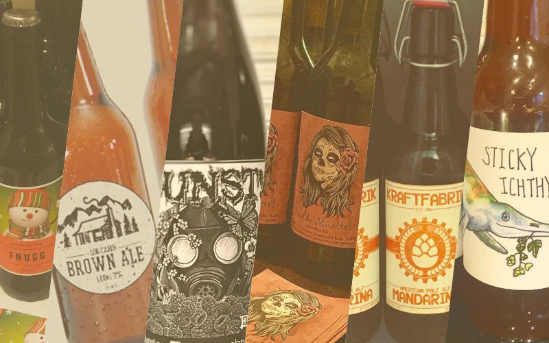 Mooiste bierlabels oktober 2016 | Brouwbeesten