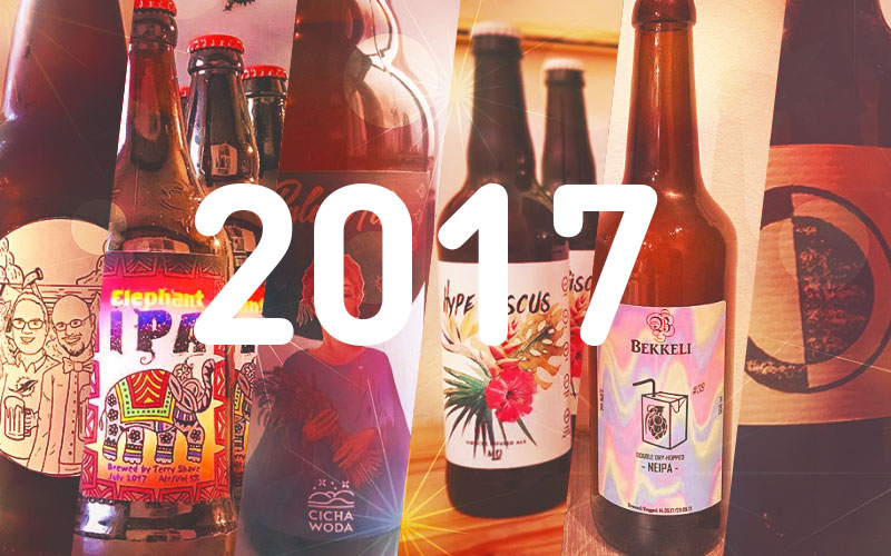 mooiste bierlabels van 2017 | Brouwbeesten