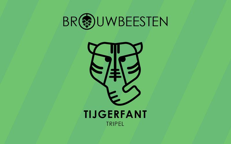 recept tripel 10 liter tijgerfant | Brouwbeesten
