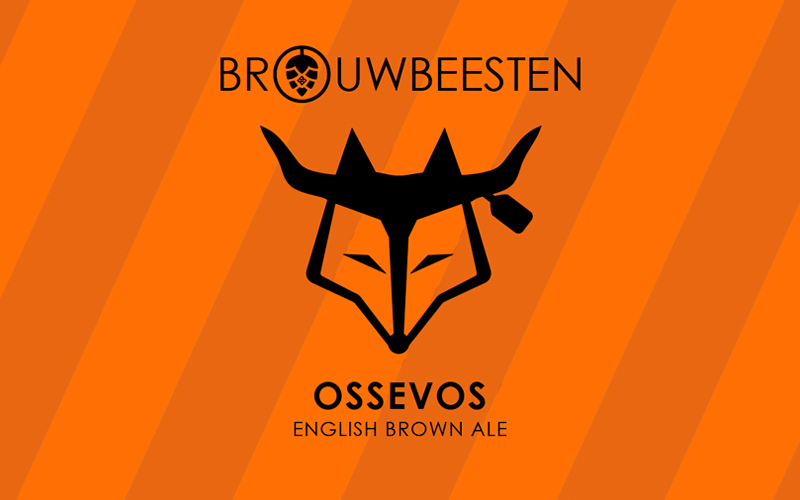 recept english brown ale 10 liter Ossevos | Brouwbeesten