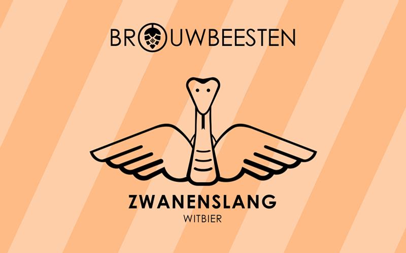 recept witbier 10 liter Zwanenslang | Brouwbeesten