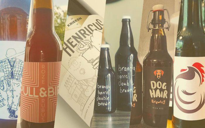 Mooiste bierlabels juli 2018 | Brouwbeesten