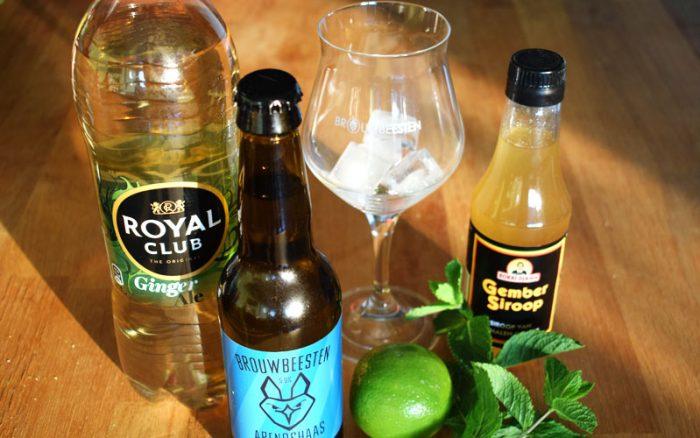 De biercocktails van de Albert Heijn| Brouwbeesten