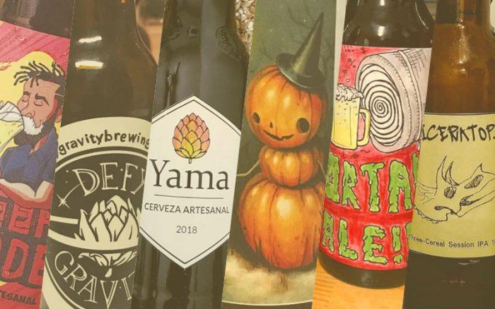 Mooiste bierlabels september 2018 | Brouwbeesten