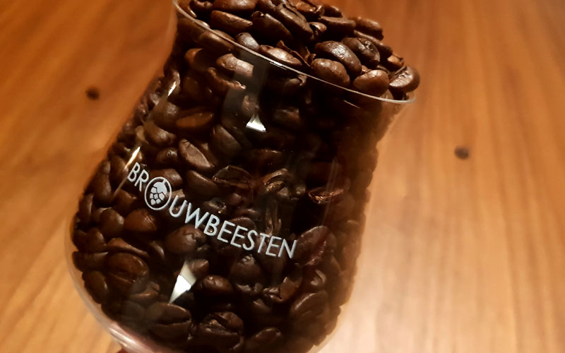 Bier brouwen met koffie | Brouwbeesten