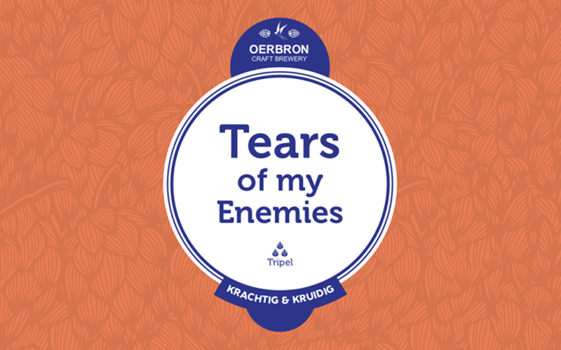 recept tears of my Enemies tripel Oerbron | Brouwbeesten