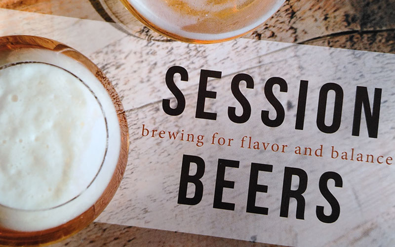 Boekreview Session Beers Brewing for flavor and balance | Brouwbeesten