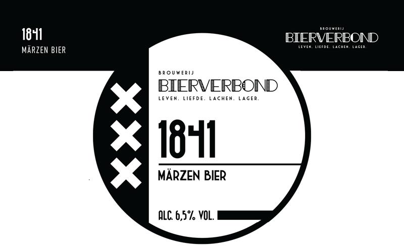 Recept 1841 Bierverbond Märzen | Brouwbeesten