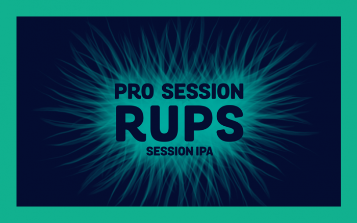 Recept Session IPA - Pro Session Rups | Brouwbeesten